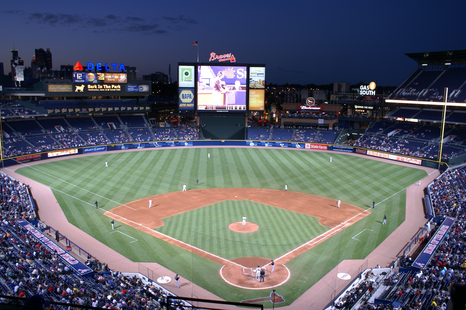 Pictures Of Turner Field 16